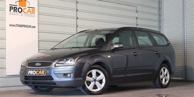 Ford Focus Station 1.6 TDCi Sport (109cv) (5p)