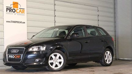 Audi A3 SB 1.6 TDI Attraction (105cv) (5p)