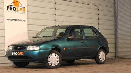 Ford Fiesta 1.25 Edition (75cv) (5p)