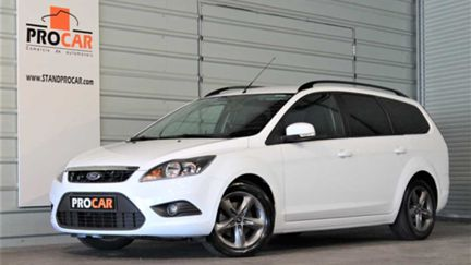 Ford Focus Station 1.6 TDCi ECOnetic (109cv) (5p)