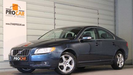 Volvo S80 2.0 D - 68.000 KMS