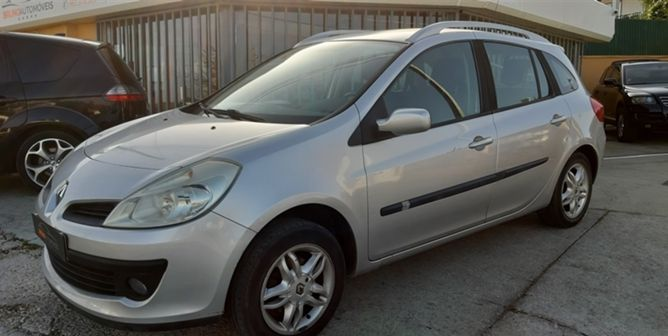 Renault Clio Break 1.2 16V Dynamique (75cv) (5p)