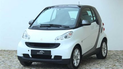 Smart Fortwo 0.8 cdi Pulse 54 Softouch (54cv) (3p)