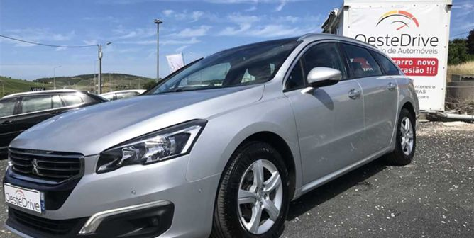 Peugeot 508 1.6 BlueHdi 120 cv Business