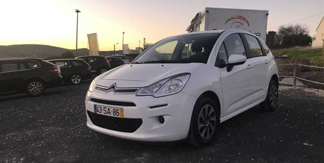 Citroen C3 1.6 BlueHDi Seduction (100cv) (5p)