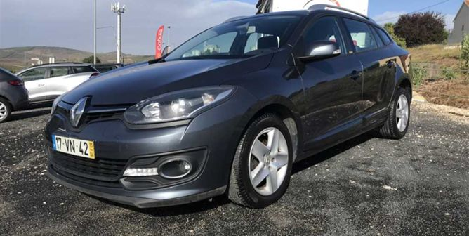 Renault Mégane  ST 1.5 Dci 110 cv Business Pack