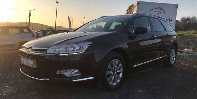 Citroen C5 1.6 e-Hdi Seduction 115 cv
