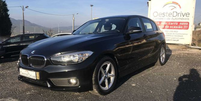 BMW Série 1 116 d EfficientDynamics Advantage (116cv) (5p)
