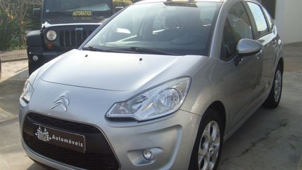 Citroen C3 1.4 HDi Airdream Seduction (70cv) (5p)