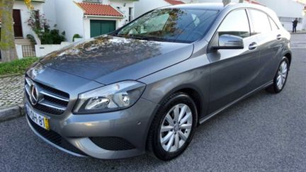 Mercedes-Benz Classe A 180 CDi BlueEfficiency Fleet Pack (109cv) (5p)