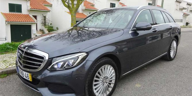 Mercedes-Benz Classe C 200 BlueTEC Exclusive FULL EXTRAS