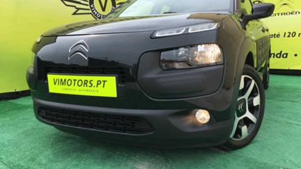 Citroen C4 Cactus 1.6 BlueHDi Feel J17 (100cv) (5p)