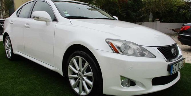 Lexus IS 220d V1 (177cv) (4p)