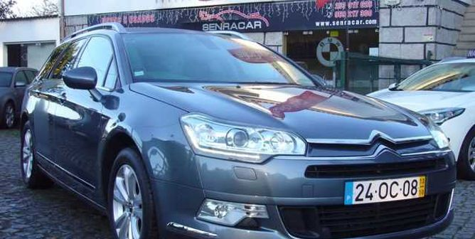 Citroen C5 Tourer  2.0  HDI  EXCLUSIVE *** ( VENDIDO )***