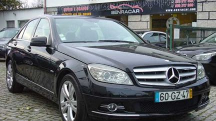 Mercedes-Benz Classe C 200 CDi Avantgarde BE (136cv) (4p)