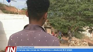 Crianças das zonas de Portelinha e Latada viram esta semana os seus desejos de N