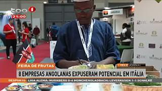 Produc?a?o de Frutas - Empresas Angolanas interessadas em tecnologia para conser
