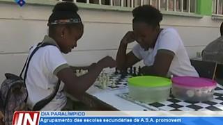 Dia Paralímpico: Agrupamento das escolas secundárias de ASA promovem intercâmbio