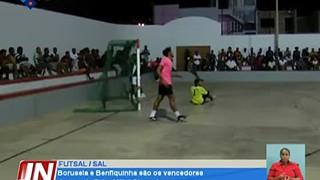 Borussia e Benfiquinha são os vencedores do torneio Futsal Mini Champions