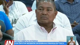 José Sanches apresenta candidatura à liderança do PAICV por querer mais diálogo