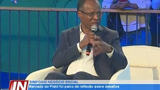 Mercado do Plateau foi palco de reflexão sobre os desafios social e microfinança