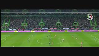 Liga (11ªJ): Resumo Sporting CP 2-2 SC Braga