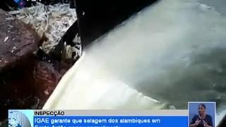 IGAE garante que selagem dos alambiques em Santo Antão correu normalmente