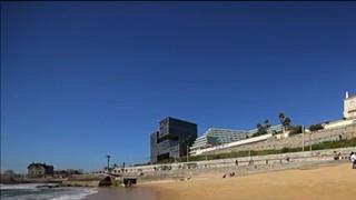 Estoril Sol Residence - Gonçalo Byrne Arquitectos on Vimeo