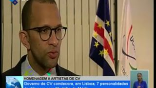 Governo de Cabo Verde condecora, em Lisboa, 7 personalidades da Diáspora com med