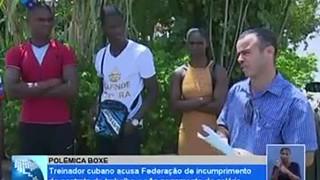 Treinador cubano acusa Federação de Boxe de incumprimento de contrato de trabalh