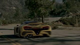 O carro mais rápido do mundo chega a 1 de novembro