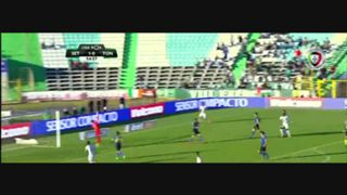 Vitória FC, Jogada, Arnold, 55m