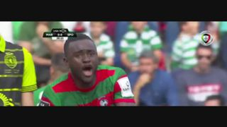 Liga (34ªJ): Resumo Marítimo M. 2-1 Sporting CP