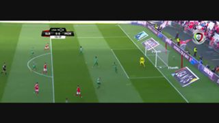 Liga (34ªJ): Resumo Flash SL Benfica 1-0 Moreirense FC