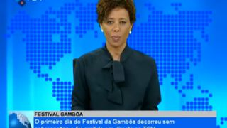 O primeiro dia do Festival da Gamboa decorreu sem sobressaltos e foi emitido em