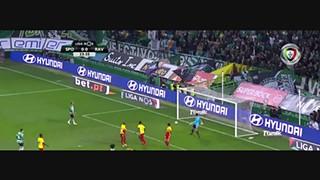 Liga (27ªJ): Resumo Sporting CP 2-0 Rio Ave FC