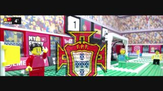 Portugal vs Spain 3-3 ? World Cup 2018 (15062018) All Goals Highlights Lego Foot