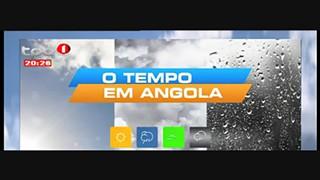 O tempo em Angola