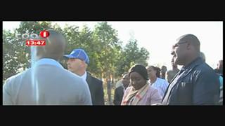 Tecnologia Agro-Pecúria-Nova aposta de investimento de israel no Huambo