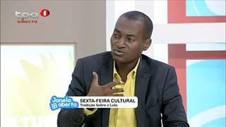 "Sexta-feira Cultural, tema de Hoje ""A tradic?a?o do Luto"""