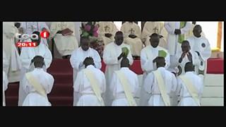 Crista?o em Benguela enaltecem Acordo-Quadro entre Angola e Santa Se?