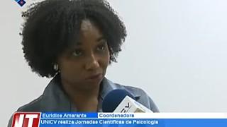 UniCV realiza jornadas cientificas de psicologia