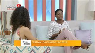 Festival da Canção LAC 2019