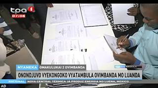 Si?ntese em Li?ngua Nacional - Nyaneka