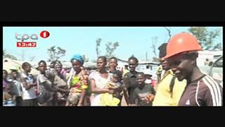 Refugiados da RDC no Lo?vua mais de 20 mil desejam regressar a? sua pa?tria