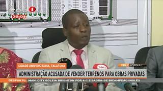 Administração acusada de vender terrenos para obras privadas