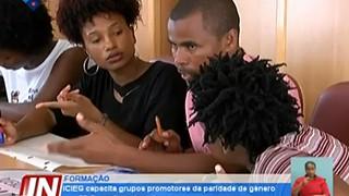ICIEG capacita grupos promotores da paridade de género nos 22 Concelhos do país