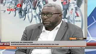 Basquetebol - FAB com di?vida por liquidar a Will Voigt