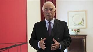 O vídeo onde Costa defende a proposta de OE2018