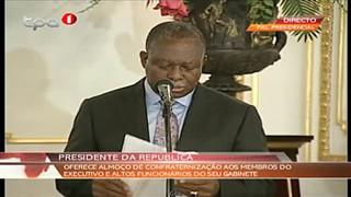 Vice-Presidente da República destaca o empenho do chefe de estado na condução